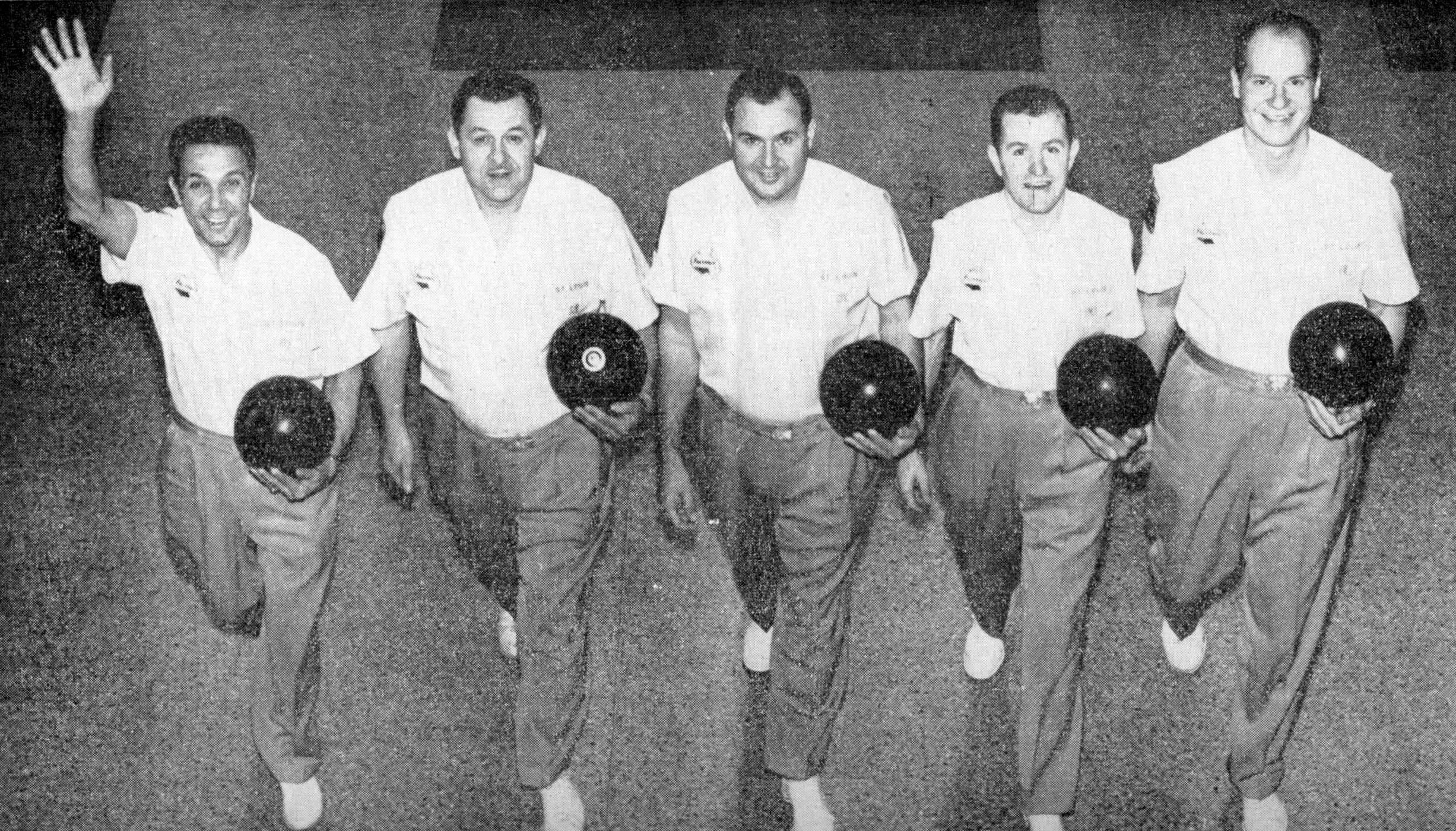 Famous Teams Dr Jake S Bowling History Blog